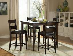 griffin 5pcs counter height set 2425 36 counter height table 4 counter height