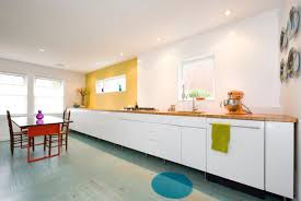 Kitchen With No Upper Cabinets Kitchen Cabinet Color Ideas For Small Kitchens Alkamediacom