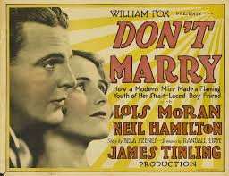 Don't Marry - Wikipedia