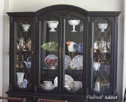Wire Mesh For Cabinets China Cabinet Makeover Pinterest Addict