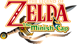 Image - The Legend of Zelda - The Minish Cap (logo).png | Zeldapedia ...