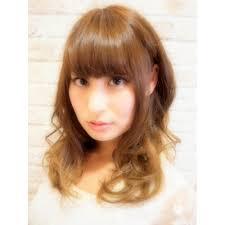小悪魔風女子のショコラブラウンカラーで人気ヘアスタイル Hair Design