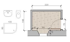 Disegno Bagno In Camera : Piccolo bagno come progettarlo