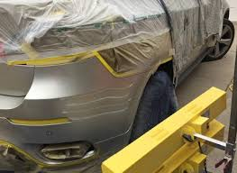 Mobile On-Site Bumper, Dent & Scratch Repair - Dallas TX
