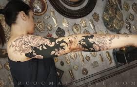 Puro Tattoo Studio Tattoo By Marco C Matarese Artribune