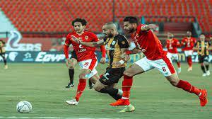 """الأهلي يواصل حصد النقاط في الدوري المصري بـ """"ثنائية"""" في """"المقاولون"""""""