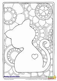 Unicorn Kleurplaat Nieuw 75 Best Valentijn Kleurplaten Pinterest