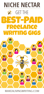 lance writing gigs great pay niches to explore
