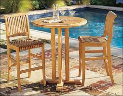 giva 3 piece bar set 36 round bar table with 2 bar armless chairs
