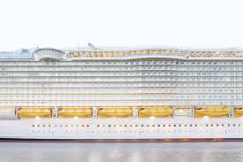 Royal Caribbean Cruise Ship Size Chart The Dizzying Story Of Symphony Of The Seas The Largest And