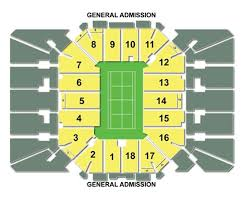 New Louis Armstrong Stadium Seating Chart Us Open Tennis Virtual Seating Chart Us Open Tennis Tickets