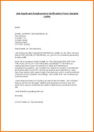 7+ General Employment Verification Letter Template | Quick Askips