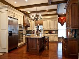 unique kitchen with wooden beige painted kitchen cabinet remodel brown marble kitchen island countertop