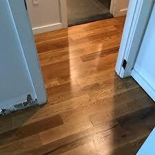 how to repair buckled wood floors