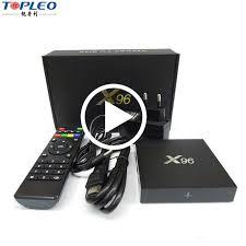 Ota Update Free Movies Cable Tv Set Top Box Smart X96 - Buy Ota Update Free  Movies,Android Hd Vedio X96,Cable Tv Set Top Box Product on Alibaba.com