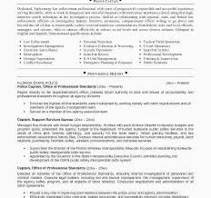 Police Officer Resume Simple Police Officer Resume Example Lovely Law Enforcement Ficer Resume