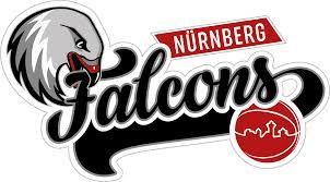 FALCONS HEBEN AB MIT NEUEM LOGO UND NEUEN PARTNERN - Nürnberg Falcons BC