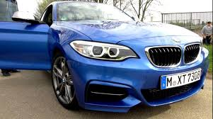 BMW Convertible bmw m235 test : 2014 BMW M235i (326HP) Test Drive - YouTube