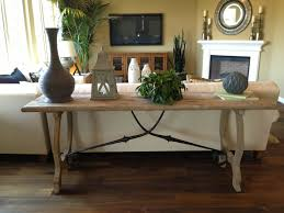 Decorate Sofa Table Behind Couch Tehranmix Decoration To Impressive Ideas