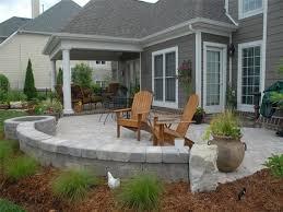 Landscape Ideas For Backyard Islands The Garden Inspirations Backyard Driveway Ideas