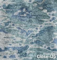 blue grey area rug blue gray cream area rug