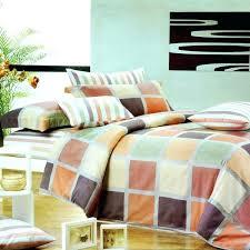 modern plaid 100 cotton 3pc comforter cover duvet combo twinmodern sets canada modern duvet cover sets