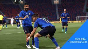 UNA VITTORIA IMPORTANTISSIMA [ Post partita Italia - Repubblica Ceca 4-0 ]  - YouTube