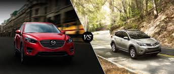 2016 Mazda CX-5 vs 2016 Toyota Rav4