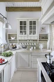 white country kitchens. All White Country Kitchen Home Country Kitchen Decorate Farmhouse  Decorating Ideas White Kitchens N