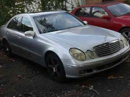 It was recently acquired by the selling dealer and shows 62k miles. Mercedes Benz E500 4matic Rare No Reserve 2006 Up For Sale Used Classic Cars