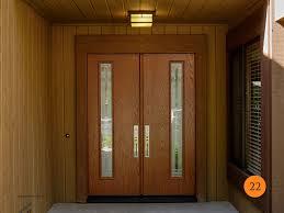 modern front door orange. Contemporary 60\ Modern Front Door Orange