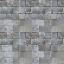 Seamless Concrete Squares Texture 14Textures