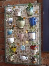 coffee mug mosiac