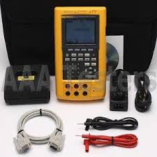 fluke 744 documenting process calibrator hart 275 fluke 744 documenting process calibrator hart 275