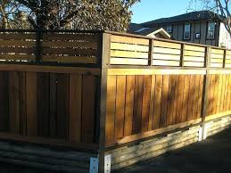 Wood and metal privacy fence Maintenance Free Image Of Wood And Metal Privacy Fence Backyard Backyard Yhome We Invite You To Browse Exchangehouseinfo Wood And Metal Privacy Fence Backyard Backyard Yhome We Invite You