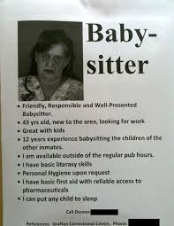 How To Be A Good Baby Sitter Steve In A Speedo Gross Friday Funny 251 A Good Babysitter