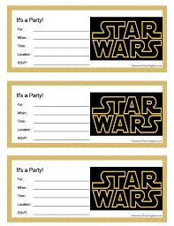 Star Wars Birthday Invitations Printable Star Wars Party Invitation Template Rome Fontanacountryinn Com