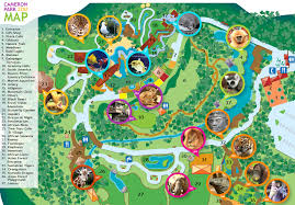 zoo maps. Simple Zoo Map_Overview With Zoo Maps