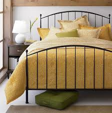 Elegant Contemporary Metal Bedroom Furniture Contemporary Bedroom Furniture  Design Porto Metal Bed Crate