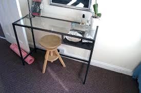 ikea laptop desk laptop table in west midlands white ikea glass top laptop desk