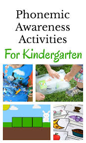 Children will practice tracing uppercase letters a to z in this engaging alphabet blocks worksheet. 16 Playful Phonemic Awareness Activities For Kindergarten