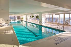 indoor pool house with slide. Fine House With Indoor Pool Slide Inside Decor