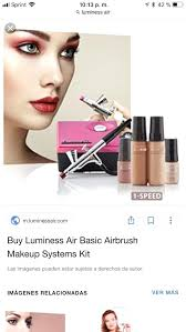 luminess air brush makeup system reviews you account login how much is airbrush