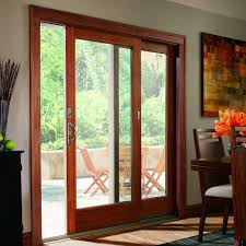 adjusting andersen sliding doors