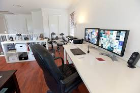 modern home office sett. modern mac setup home office sett c