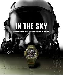 watches mens watches digital watches casio g shock g shock introduces olive green color for gravitymaster new flight jacket inspired design for the aviation timepiece