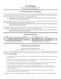 Product Manager Resume Examples Marketing Resume Example Marketing ...