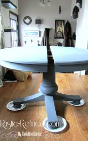 Diy Paint Kitchen Table The 25 Best Dining Table Makeover