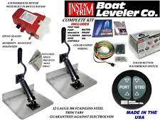 marine trim switch boat parts insta trim boating marine trim tab kit 18 x 9 water proof switch
