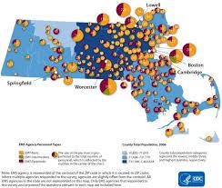 Massachusetts Ems Fact Sheet Data Statistics Dhdsp Cdc